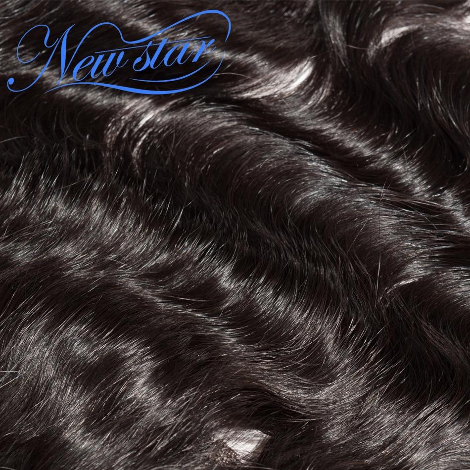 Ultimate DealÄ13x4 Frontal Closures Human-Hair Silk-Based Body-Wave New Star Pre-Plucked Hairline Virgin