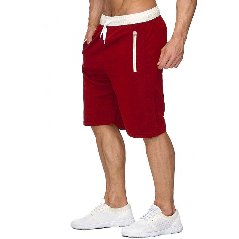 2020 New Fashion Men's Shorts Summer Mens Beach Shorts Cotton Casual Male Shorts Homme Brand Clothing