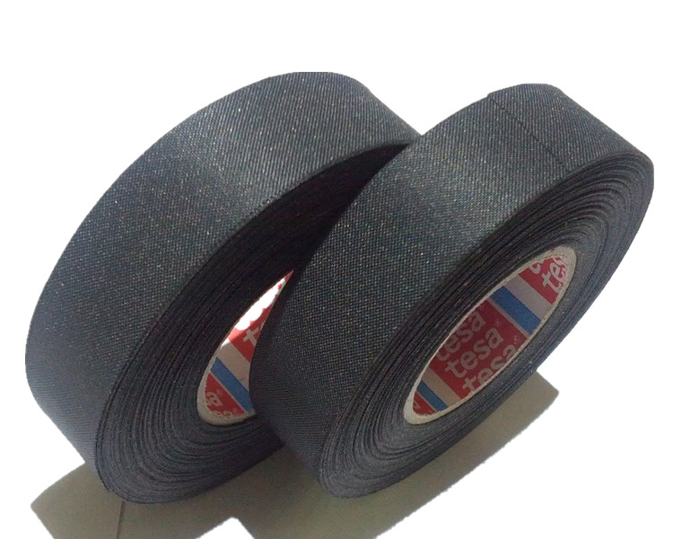 Germany TESA 51026 Adhesive Cloth Fabric Tape Cable Looms Wiring Harness 19mm X 25M