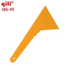 60pcsQili QG-45 Long Handle Plastic Window Squeegee Straight mouth Blade Scraper Tools vinyl film wrapping Sticker Installation