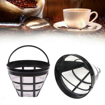 Wymienny filtr do kawy wielokrotnego użytku wielokrotnego napełniania kosz puchar styl Brewer narzędzie herbata kawa sprzęt akcesoria tanie i dobre opinie CN (pochodzenie) NYLON Filtry wielokrotnego użytku