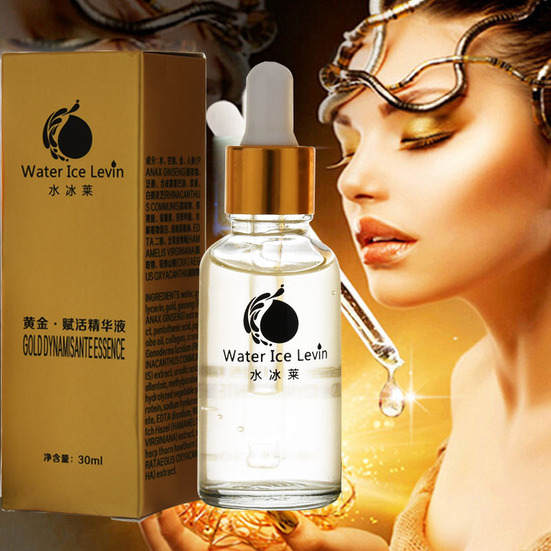 24k Gold Serum 30ml Face Cream Day Cream Anti Wrinkle Face Anti Aging Collagen Whitening Hyaluronic Acid Liquid Skin Care