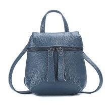 цены Fashion Genuine Leather Crossbody Bags For Women Luxury Handbags Small Women Bags Designer Multiple Colors Ladies Shoulder Bag