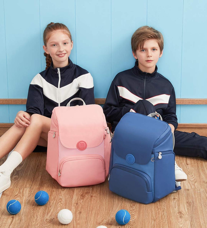 New Xiaomi Mitu Kids Backpack 3 EVA Material C.P Antifouling Fabric Easy Clean Lightweight Children School Bag for Boys Girls