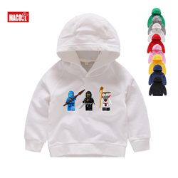 Meninos hoodies moda hoodies meninos menina engraçado bebê menino hoodies moletom crianças outono manga comprida moletom