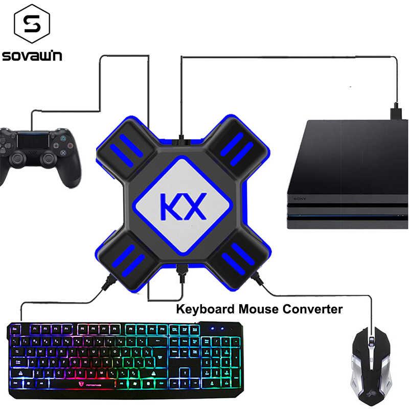 Pubg Controller Gamepad Usb Gaming Video Spiel Tastatur Maus Adapter Für Schalter Für Xbox Für Ps4 Für Ps3 Stecker Und Spielen Konverter Gamepads Aliexpress