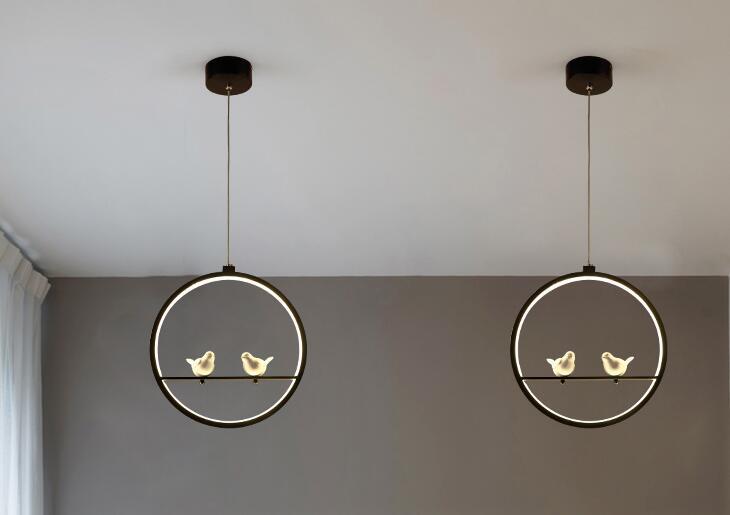 casa pendurado iluminação moderna salão de cozinha