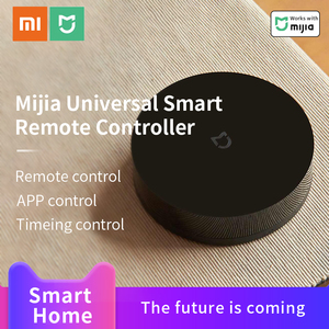 Image 1 - Xiaomi Mijia Universal Remote Controller mi Smart home Infrared remote control Smart appliances WIFI IR timeing Switch