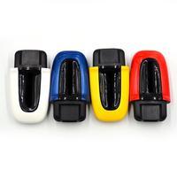 Car key case for Porsche Cayenne Macan Panamera 911 9YA 971 Boxster keyless remote holder cap entry plug frame key cover shell