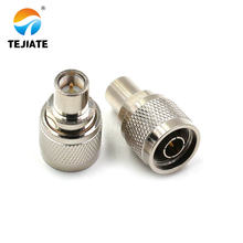 1PCS RF Coaxial N-type Adapter N to FME/TNC/F/UHF Male/female Header British System Connector All Copper Green Product