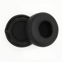 Ear Pads Replacement For Beats MIXR Headset Over-Ear Headphones Protein Leather Earmuff Extra Comfort Yw#