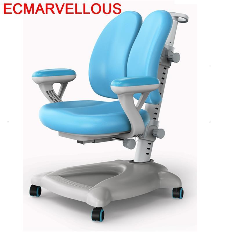 Dzieciece Pouf Enfant Mueble Infantiles Madera For Silla Estudio Cadeira Infantil Baby Kids Furniture Adjustable Children Chair