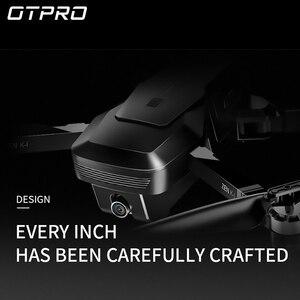 Image 4 - OTPRO GPS 5G WiFi 1080P FPV עם 4K UHD מצלמה 3 ציר Gimbal כדור פנורמה RC drone Quadcopter RTF DRON צעצועי מתנה VS H117s