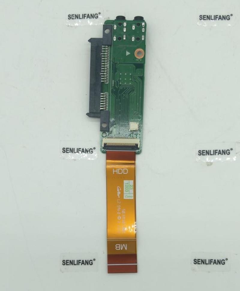 Original For Dell Vostro 13 V13 V130 V13TL Hdd Audio Board Hard Drive Connector DWPFM 0DWPFM Free Shipping