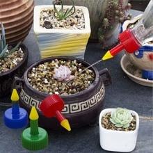 4 шт./компл. приспособление для полива растений цветок разбрызгиватель для воды для бутылки садовый инструмент