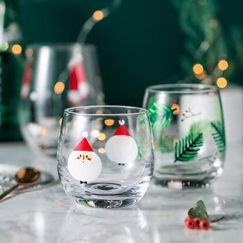 Nordic Glass Tea Cup Office Mugs Coffee Cups Ceramic Kawaii Mug Travel Mug Coffee Strawberry Milk Glass Bottle Water Bb50