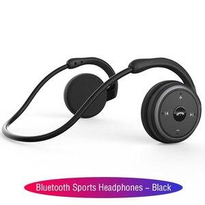 Image 4 - A6 Bluetooth 5.0 スポーツヘッドセットポータブルワイヤレスヘッドフォンステレオスポーツを実行しているポータブル Bluetooth ヘッドセット