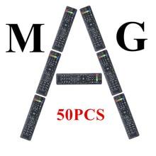 50PCS Fernbedienung für Mag250 Ersatz Controller Für 254 260 Smart Set Top TV Box