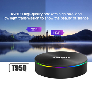 Image 5 - T95Q 4K Smart TV BOX Android TV Box Android 9,0 Android Box 4 Гб RAM 32 Гб 64 Гб ROM Amlogic S905X3 2,4 & 5G WIFI BT4.0 USB 3,0 H.265