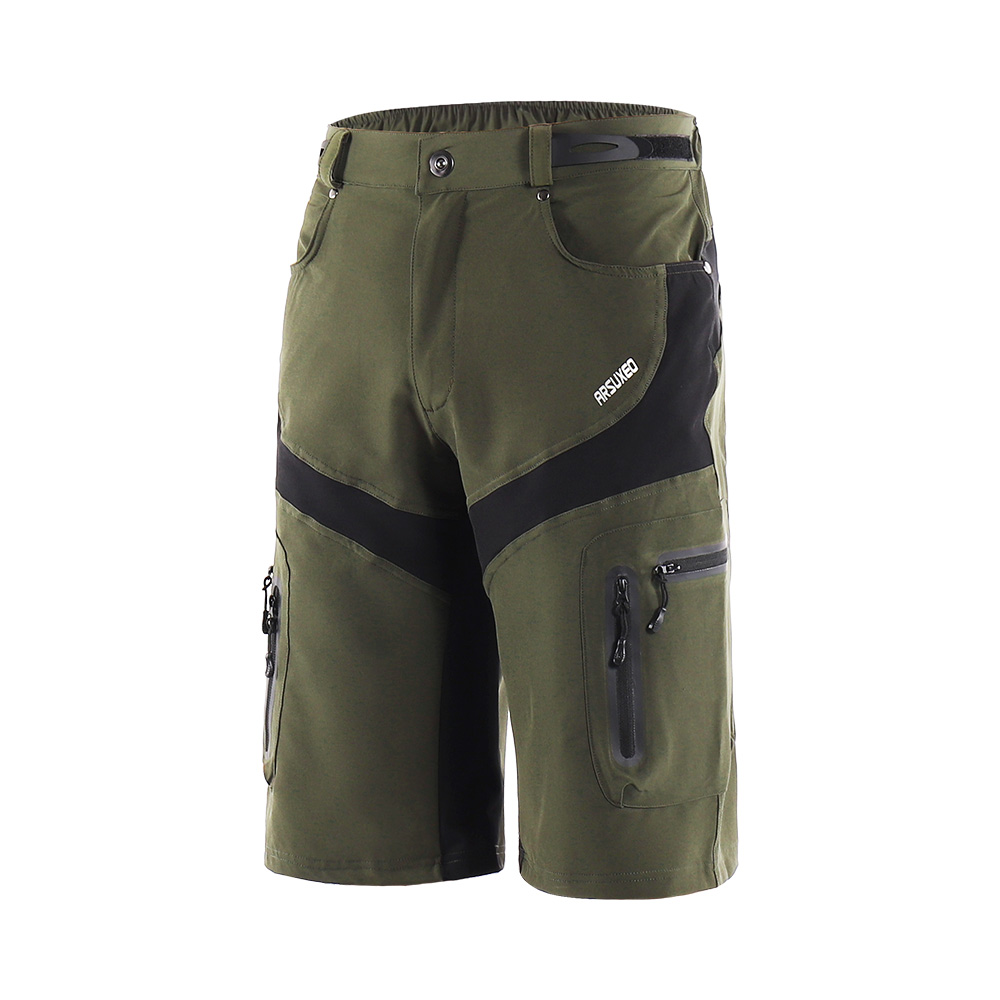 Men/'s mountain cycling shorts breathable sports shorts waterproof cycling shorts