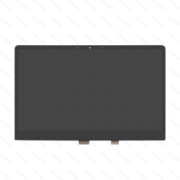 B133HAN04.2 LED תצוגת LCD מסך מגע Digitizer עצרת לוח עבור ASUS ZenBook Flip UX370 UX370U UX370UA