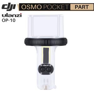 Image 1 - Ulanzi OA 10 60M Depth Diving Housing Case for Dji Osmo Pocket Waterproof Shell Plastic Case Set Up