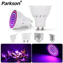 E27 E14 GU10 MR16 Full Spectrum LED Grow Light PhytoLamp For Plant AC 220V Indoor Full