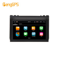Six Core DVD Player 2 Din Stereo Android 8.1 for Land Rover Discovery 3 Discovery 4 GPS Navigation FM/AM Radio 1080P Headunit