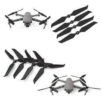 4 sztuk z włókna węglowego składany Quick-release 8743 śmigła dla DJI Mavic 2 Pro Zoom Drone redukcja szumów rekwizyty ostrza śmigła tanie i dobre opinie CMOTPETB 4PCS=30 6g Śmigła 224*28*18mm Carbon Fiber