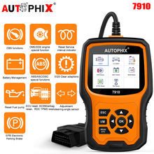 Scanner Diagnostic-Tool Reset Oil-Service Airbag-Tpms Autophix 7910 OBD2 for BMW EPB
