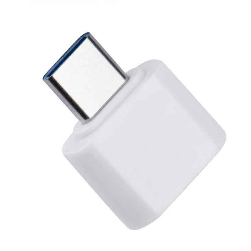 Top USB 3.0 Tipe-C OTG Adaptor Kabel Tipe C Usb-C OTG Konverter untuk Xiaomi Mi5 Mi6 huawei Mouse Keyboard USB Flash Disk