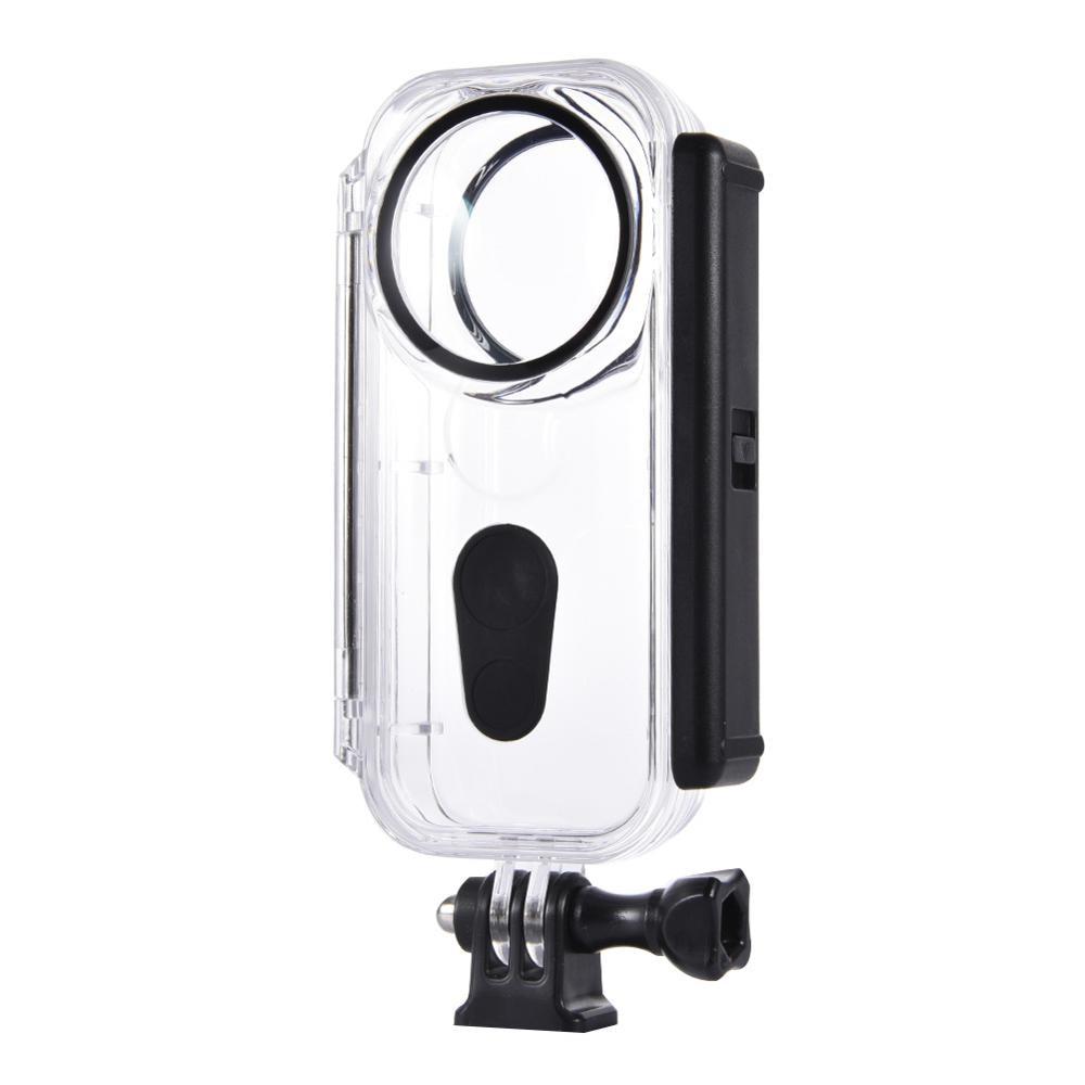 Para Insta360 ONE X nueva caja protectora de buceo para Insta360 ONE X buceo funda impermeable accesorios de cámara panorámica Lector de tarjetas de memoria todo en uno lector de tarjetas USB externo SD SDHC Mini Micro M2 MMC XD lector CF para MP3, cámara Digital