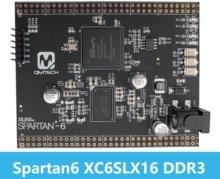 جهاز استشعار XILINX Spartan 6 Spartan6 FPGA لوحة XILINX FPGA DDR3 Spartan 6 core board XC6SLX16