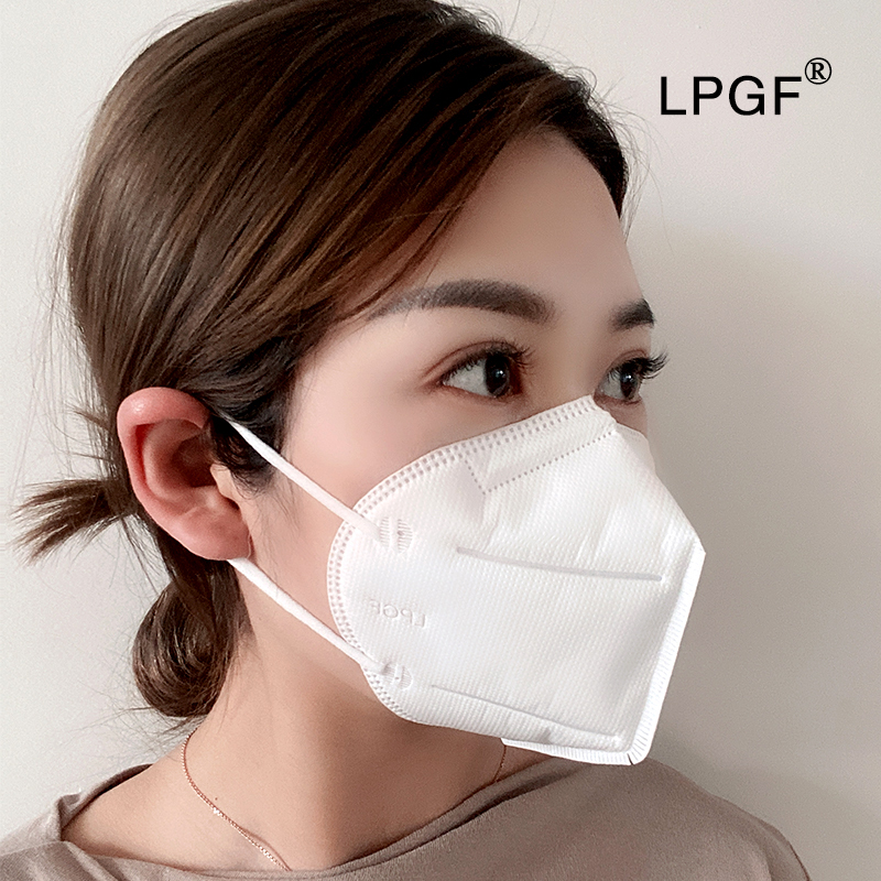 Fast Delivery FFP2 Mask KN95 Dustproof Anti-fog And Breathable Face Masks N95 Mask 95% Filtration Features