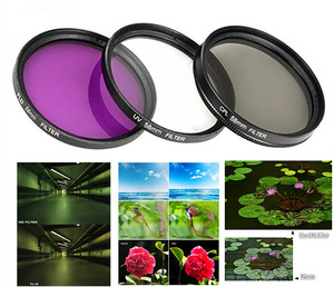 Image 3 - Filter UV CPL ND FLD Graduated Colour Star & Lens Hood Cap for Nikon Coolpix B700 B600 P610 P600 P530 P520 P510 Camera