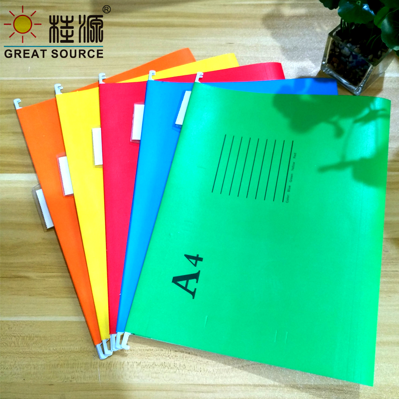 "A4 Suspension Files Tabbed Foolscap Office Files 240X310mm (9.45""*12.21"") (10PCS)"