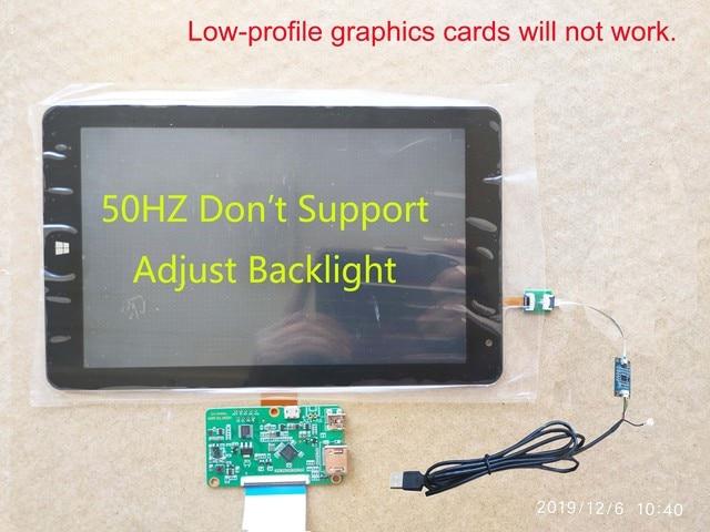 8.9 cala TFTMD089030 wyświetlacz 2K HDMI IPS 2560*1600 MIPI LCD z płyta sterownicza USB Touch wsparcie Win7 8 10 Raspberry Pi 3