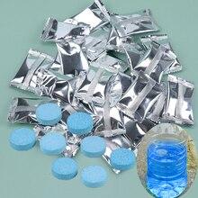 10 шт., автомобильные стеклоочистители, многофункциональные шипучие таблетки