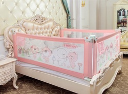 Draagbare reizen bed rail baby box babi kinderbox baby babybed hek bed safeti Rails Security bed Hek kids vangrail