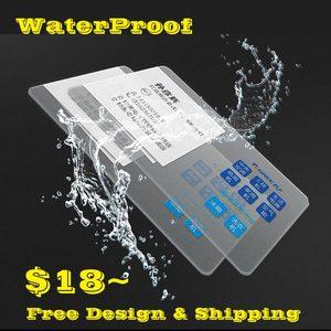 Image 3 - Personalized Free Design Wholesale Custom Printing Transparent Plastic Business PVC ID Cards