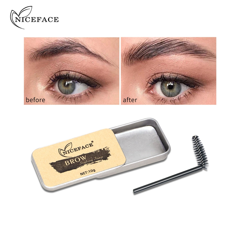 Magical Eyerows Soap 3D Feathery Eyebrows Setting Gel Waterproof Makeup Long Lasting Tint Eye Brow Styling Gel Pomade Cosmetics
