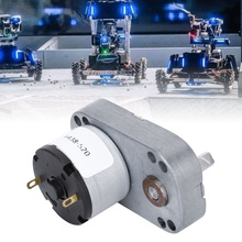 Gear Motor Speed Reduction Motor Micro DC Gear Motor Industrial Eletrical Accessory for Electric Valves Forward and reverse 12v24v dc motor 2d20gn c 20w micro motor dc gear motor metal gear small motor