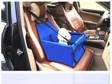 Travel Dog Car Seat Cover Folding Accessories for Ford 2 focus 3 4 MK3 Mondeo Kuga Fiesta C-Max for Buick Excelle Encore Spel(China)