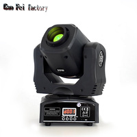 Led Moving Head gobo 60w Mini Music Sound Light Stage Christmas Party lumiere Laser Show Disco Dj Dmx stage lighting