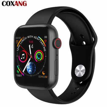 COXANG iwo 12 Lite Smart Uhr Serie 5 Herz Rate Nachricht Erinnerung W35 Smartwatch IWO 12 Lite Smart Uhren Für android IOS