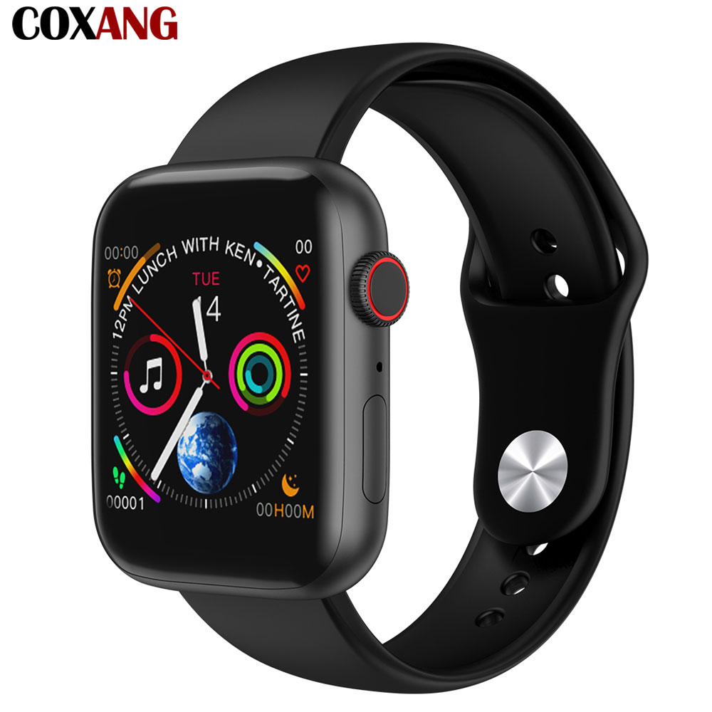 COXANG Iwo 12 Lite Smart Watch Series 5 Heart Rate Message Reminder W35 Smartwatch IWO 12 Lite Smart Watches For Android IOS