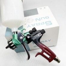 HVLP 4600B spray gun 1.3mm car spayer painting tool spray air paint gun