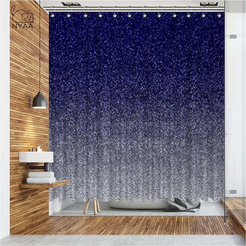 120x180cm,Ananas Chickwin 3D Impression Rideau de Douche Anti Moisissure Rideaux De Salle De Bains /Étanche Imperm/éable Polyester Art Rideau D/écor /À La Maison Accessoires 12 Crochets