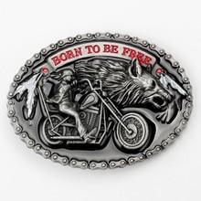 Мотоцикл Локомотив пряжки ремня пояс ручной работы, самодельные аксессуары, пояс поделки ковбойские хеви-метал-рок-панк-k47