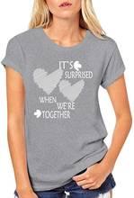 Топы с принтом love футболка реглан на День святого Валентина